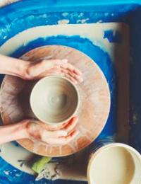 Pottery courses for Christmas