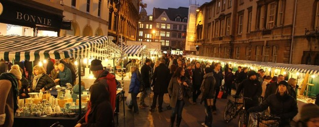 Christmas Arts Market-Oxford